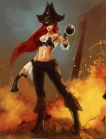 Miss fortune by Yaztory