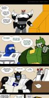 Parental Guidance by Comics-in-Disguise
