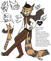 Paulsen ref by VintageIceCream