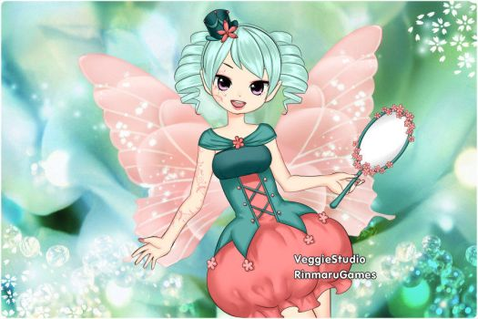 Anime Fairy Creator ~ Sweet Fairy by MiniatureBlueOwl