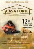 Casa Forte - flyer by palmations