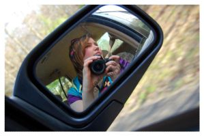 Objects in the Rearview Mirror by DorianHarper