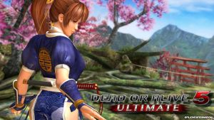 Doa Wallpaper Kasumi Clone by EnlightendShadow