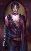 Vampire Prince by TalesConstructed