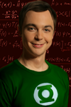 Sheldon Cooper by Parkerjademerce