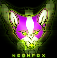 NEONFOX by SCaDOS