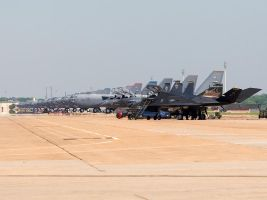 The Flight Line by trainshooter