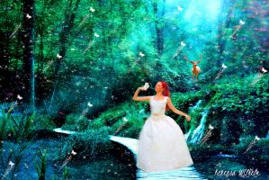 THE ENCHANTED FOREST by KerensaW