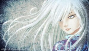 :ledy frost: by silver-of-silence