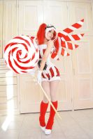 Steampunk Fairy Christmas Candy by CherrySteam