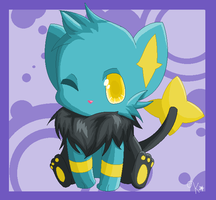.:.Shinx.:. by Kiichiii