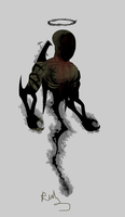 Faceless Remnant by Pearl-Shadow