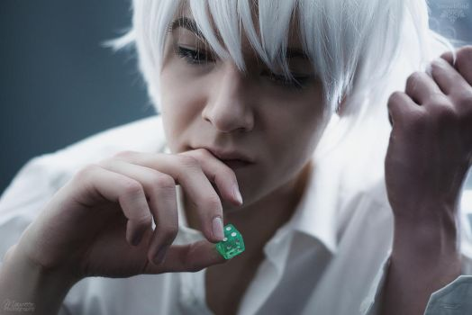 Near (Death Note) - Dice by Snowblind-Cosplay