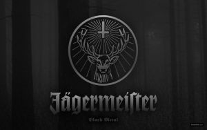 Jagermeister Black Metal by RSimpson