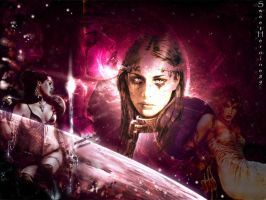 Luis Royo Mix by SweetHeroine89