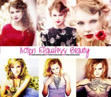 Action Flawless Beauty by itsrockersdesigns