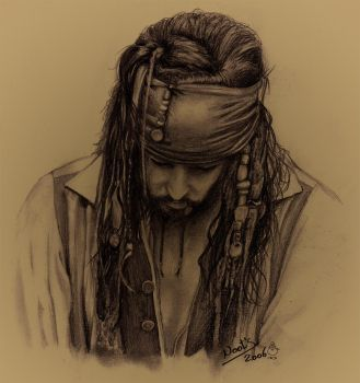 Jack Sparrow by noot