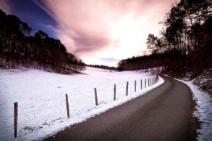 country road by LeMex