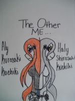 The Other Me Colored by AlyHisanaKurosaki16