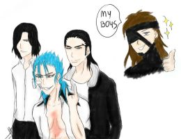 My boys XD by zannenda
