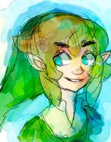 lonk by caelcestis