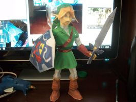 Link Papercraft by Metallica005
