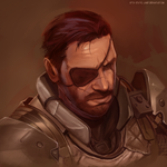 Venom Snake by Static-ghost