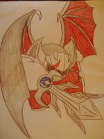 Dark Meta Knight XD by metaknightepicness12