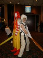 FFVII Fast Food Cosplay by Geminico