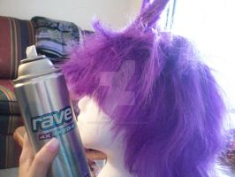 Rave Hairspray: GREAT STUFF by SupernovaSword