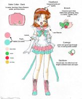 Sailor Sakura Design by Nijikaze-KrisP