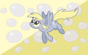 Derpy Hooves Wallpaper by Robintheduck