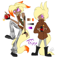 Contest Entry: Tripp by mc10215