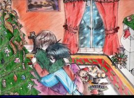 Merry Christmas... by gaararyuzakilove