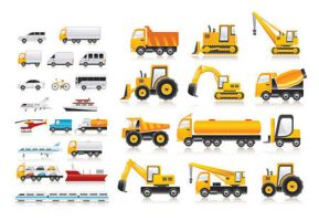 Vector Transport Icons by FreeIconsdownload