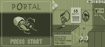 Portal Gameboy Mockup by mondscheinsonate