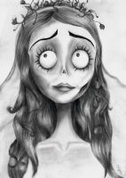 The Corpse Bride by Spixelated