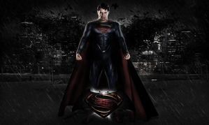 Man of Steel 2: Batman vs Superman by ToHeavenOrHell