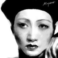 Anna May Wong by ariadne-a-mazed