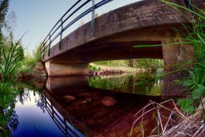 The bridge by Flaeger