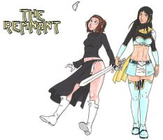The Remnant by KO-Corral