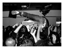 Crowd Surfing by SSpeechless