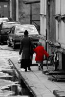 the little life in red. by ThePoet-D80