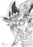 Atem by lady-dragonstrike