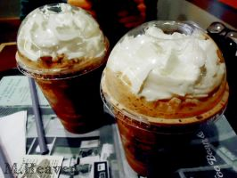 Dark Chocolate Ice Blended by vungoclam