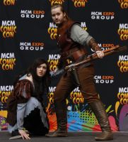 Midlands 2013 Winner- Eric and Snow White by MCMComicCon
