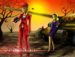 Red Dawn by ChronoTata