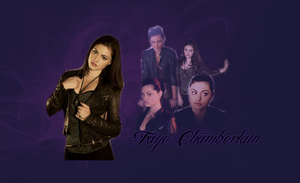 Faye Chamberlain Wallpaper by mewpearl