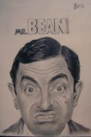mr. bean by gio0989