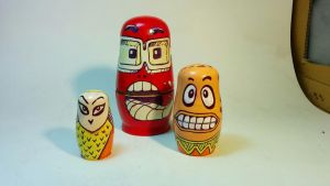 Russian Doll Mod - Mix by chaitanyak